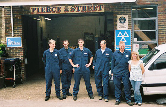 Pierce Street Motor Vehicle Servicing And Repairs